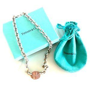 TIFFANY & CO. Return To Tiffany Chain Necklace